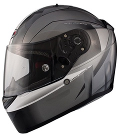 Shiro Helmet SH-336 Raiser Grey XL