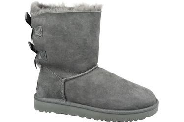 UGG Bailey Bow II Boots 1016225 Grey 36
