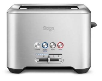 Tosteris Sage STA720 BSS, nerūsējošā tērauda