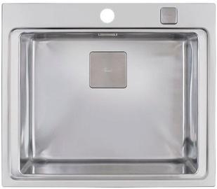 Teka Zenit R15 40/40 Sink Stainless Steel