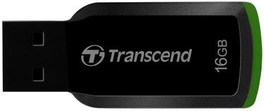 Transcend Jet Flash 360 16GB Black/Green