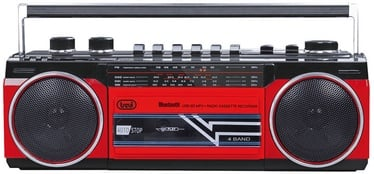 Trevi RR501BT Bluetooth Red