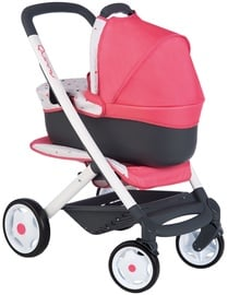 Коляска для кукол Smoby Quinny 3in1 Pink