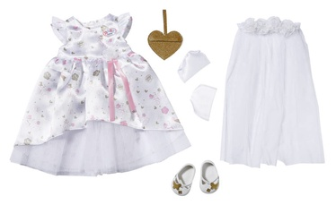 Zapf Creation Baby Born Boutique Deluxe Bride 827161