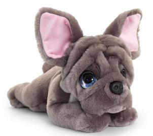 Mīkstā rotaļlieta Keel Toys French Bulldog, 32 cm