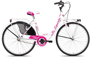"Velosipēds Esperia Siviglia Olanda, rozā, 26"", 26"""