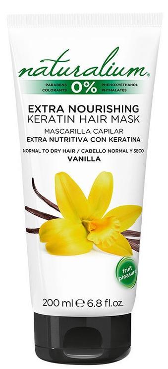 Naturalium Vainilla Hair Mask 200ml