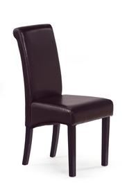 Ēdamistabas krēsls Halmar Nero Wenge/Dark Brown