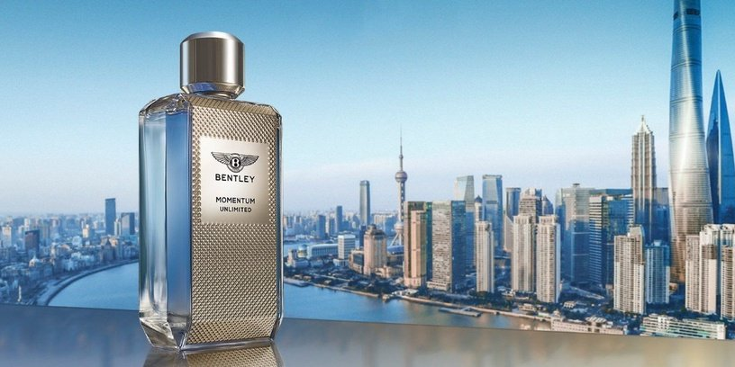Smaržas Bentley Momentum Unlimited 100ml EDT