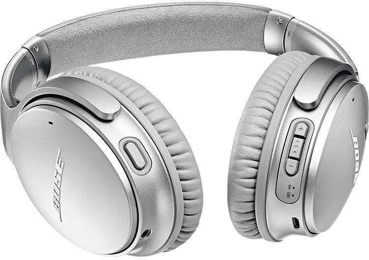 Наушники Bose QuietComfort 35 II Silver, беспроводные