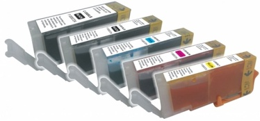 Uprint Cartridge For Canon Black Grey Magenta Yellow