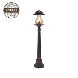 Gaismeklis Domoletti 009-PS Pole Lamp 60W E27 Brown
