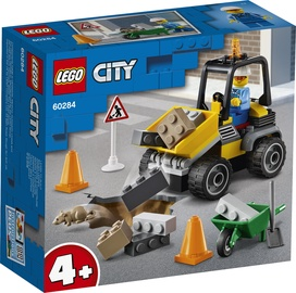 Constructor LEGO City Roadwork Truck 60284