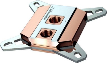 Watercool HEATKILLER IV PRO CPU Water Block Copper/Silver