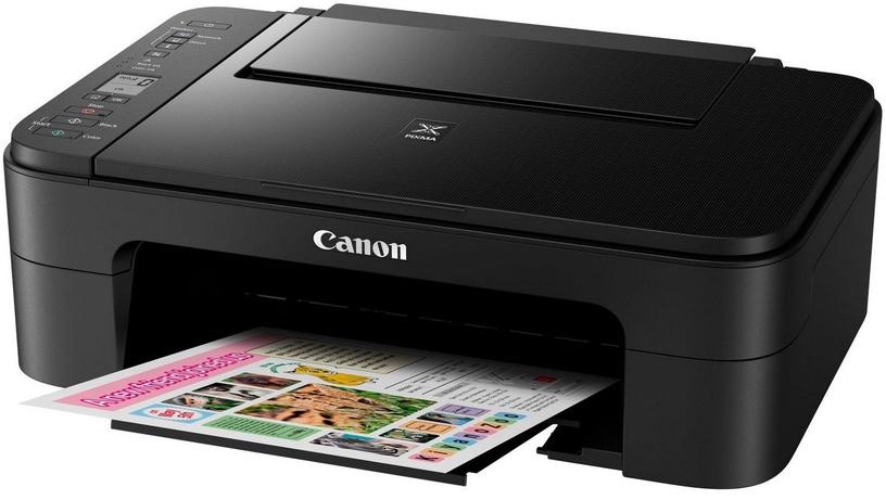 Daudzfunkciju printeris Canon TS3150, tintes, krāsains