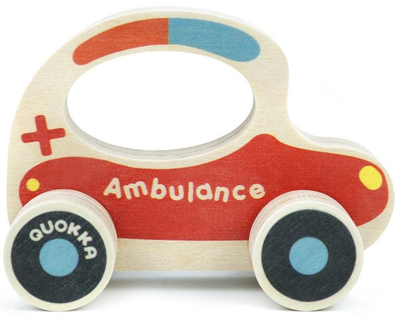 Quokka Ambulance Car Q90PTA