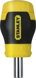 Stanley Multibit Stubby Screwdriver