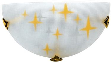 Candellux Stars 60W E27 Plafond Lamp Amber