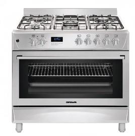 Газовая плита с электрической духовкой Ravanson KWGE-K90 Cheff Modern