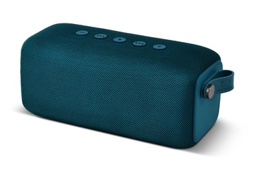Bezvadu skaļrunis Fresh 'n Rebel RockBox Bold M Petrol Blue