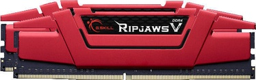 Operatīvā atmiņa (RAM) G.SKILL RipJawsV Series Red F4-3600C19D-16GVRB DDR4 16 GB CL19 3600 MHz