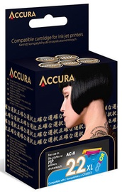Accura Ink Cartridge HP No.22XL 19ml Color