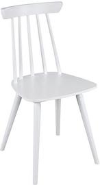 Ēdamistabas krēsls Black Red White Patychaki White