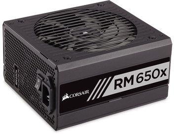 Corsair RMx Series™ RM650x Black