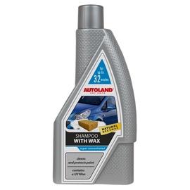 Auto tīrīšanas šampūns Autoland, 950ml, ar vasku