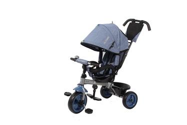 "Bērnu velosipēds Madej XG7331-T16-8, zila/sudraba, 12"""