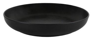 Porland Seasons Shallow Bowl D22cm Black
