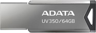 USB флеш-накопитель ADATA UV350, USB 3.1, 64 GB