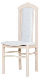 Ēdamistabas krēsls Bodzio K70 Latte/Grey S6