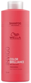 Matu kondicionieris Wella Invigo Color Brilliance Vibrant Color Conditioner For Fine And Normal Hair, 1000 ml