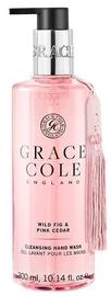 Жидкое мыло Grace Cole Wild Fig & Pink Cedar, 300 мл