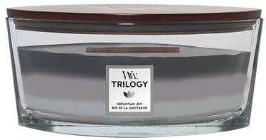 Свеча WoodWick Trilogy Monuntain Air, 40 час