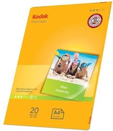 Фотобумага Kodak Photo Paper Gloss A4 180g 20sh