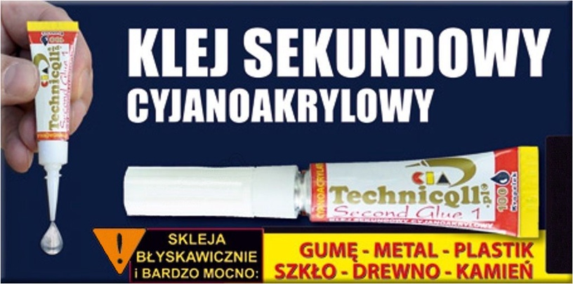 Technicqll Very Strong Super Glue Adhesive 2g