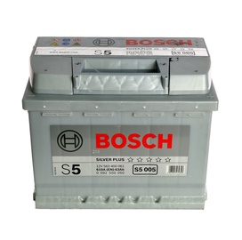 Аккумулятор Bosch S5, 12 В, 63 Ач, 610 а