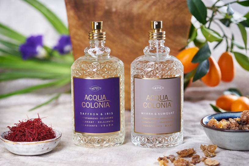 4711 Acqua Colonia Saffron & Iris 170ml EDC Unisex