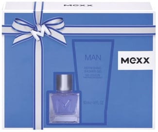 Mexx Man 30ml EDT + 50ml Shower Gel