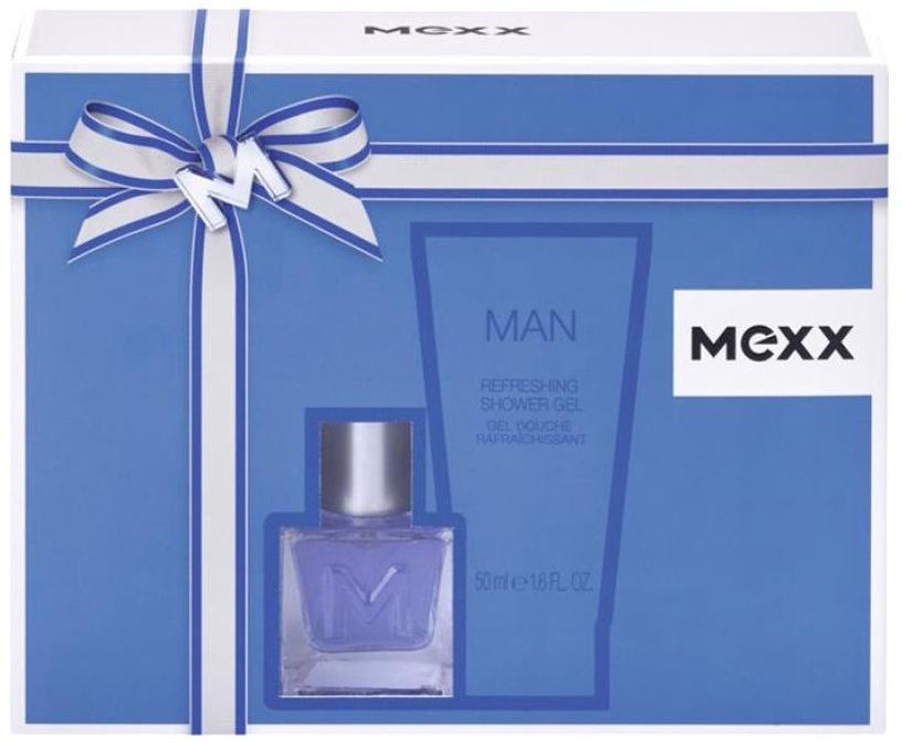 Mexx Man 30ml EDT + 50ml Shower Gel