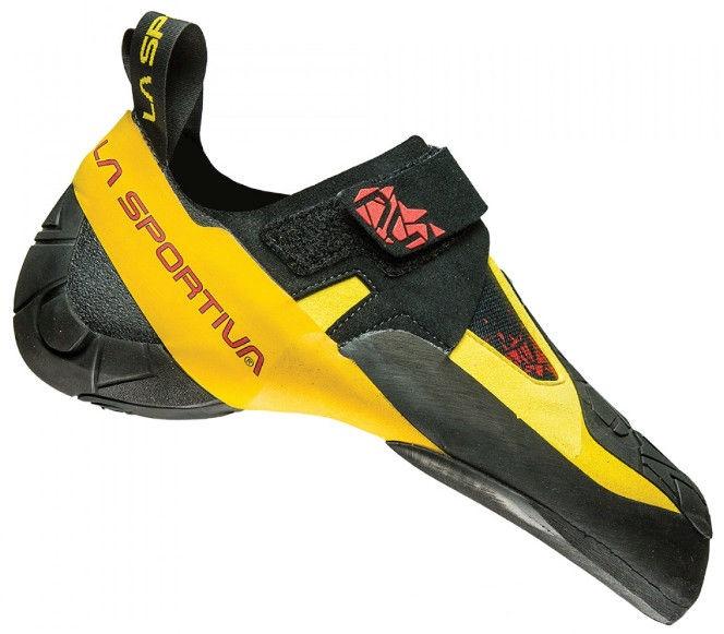La Sportiva Skwama Black Yellow 39.5