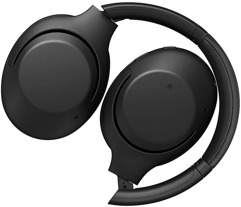 Наушники Sony WHXB900NB.CE7 Black, беспроводные