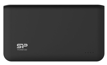 Silicon Power S50 Power Bank 5000mAh Black