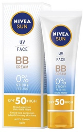 Nivea Sun UV Face BB Cream SPF50 50ml