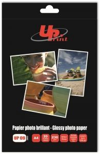 GenerInk Photo Paper UPrint UP-09 A4 230 Glossy 20 Pages