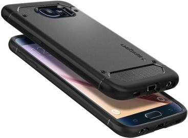 Spigen Rugged Armor Back Case For Samsung Galaxy S6 Black