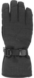 Перчатки 4F Midshop H4Z20-REM005-20S, черный, L