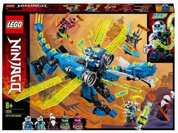 Konstruktors LEGO® Ninjago Jay kiberpūķis 71711, 518 gab.